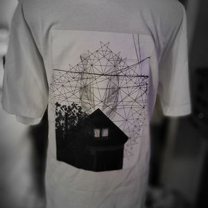 NWOT Blvck Scvle + FTC Goth House Tee SUPER RARE